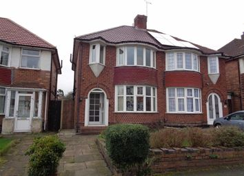 Thumbnail 3 bed semi-detached house for sale in Yew Tree Lane, Yardley, Birmingham