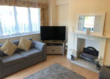 Thumbnail 1 bed flat to rent in 332 Bromsgrove Road, Hunnington, Halesowen, West Midlands