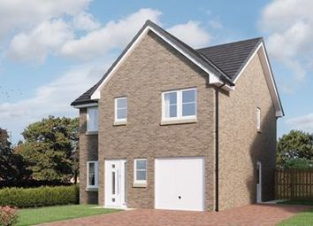 Thumbnail 4 bed detached house for sale in Borland Walk, Glassford, Strathaven