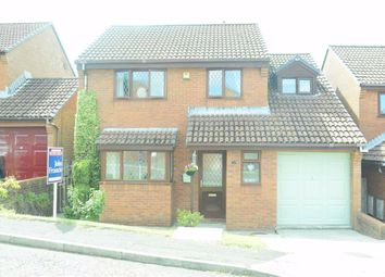 4 bed detached house for sale in Murrayfield Close, Fforestfach, Swansea SA5