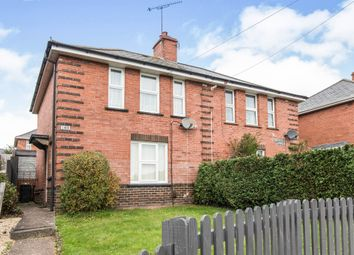 3 bed semi-detached house for sale in Chestnut Avenue, Exeter EX2