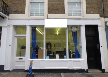 Thumbnail Commercial property to let in Harmer Street, Gravesend