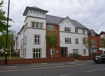 Thumbnail 2 bed flat to rent in Sandon Road, Edgbaston, Birmingham