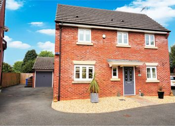 Thumbnail 4 bed detached house for sale in Bramblewood Close, Overton On Dee, Wrexham
