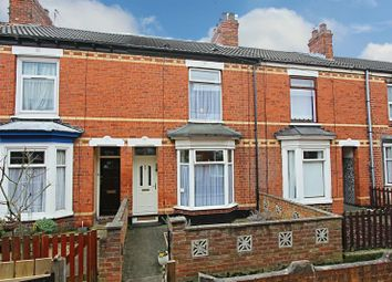 Thumbnail 2 bedroom terraced house for sale in Brougham Street, Hull