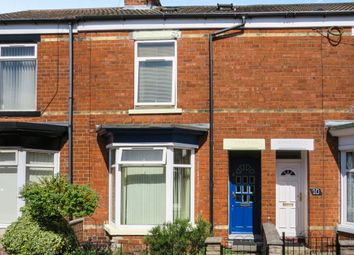 Thumbnail 3 bedroom terraced house for sale in Edgecumbe Street, Hull
