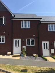 Thumbnail 2 bedroom terraced house for sale in Betjeman Close, Sidmouth