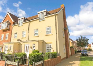 4 bed end terrace house for sale in Planets Way, Biggleswade SG18