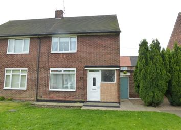 Thumbnail 2 bed semi-detached house for sale in Barham Road, Bilton Grange, Hull