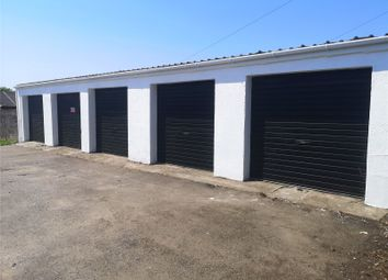 Parking/garage for sale in Garages Rear Of Greenfield Terrace, North Cornelly, Bridgend CF33