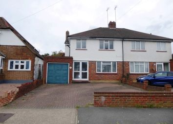 Thumbnail 3 bed semi-detached house to rent in Moor Lane, Chessington