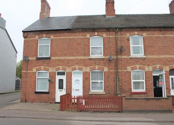Thumbnail 2 bed terraced house for sale in Shobnall Road, Burton-Upon-Trent, Staffordshire