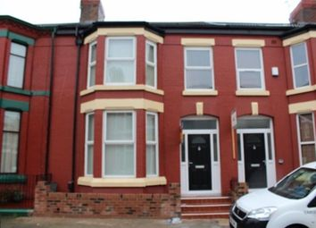 Thumbnail 5 bed property to rent in Egerton Road, Wavertree, Liverpool