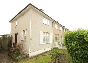 Thumbnail 2 bed end terrace house for sale in Galahad Road, Grove Park