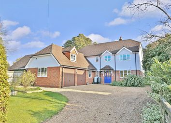 Thumbnail 6 bed detached house for sale in Kytes Lane, Durley, Southampton