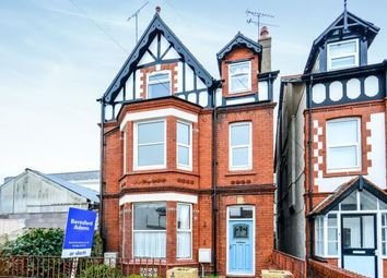 Thumbnail 2 bed flat for sale in Victoria Street, Llandudno, Conwy, North Wales
