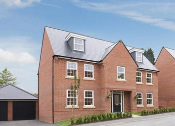 "Thumbnail 5 bedroom detached house for sale in ""Lichfield"" at Kingston Way, Market Harborough"