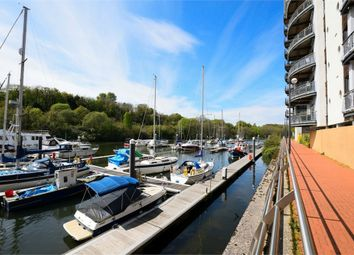 Thumbnail 1 bed flat for sale in Victoria Wharf, Watkiss Way, Cardiff, South Glamorgan
