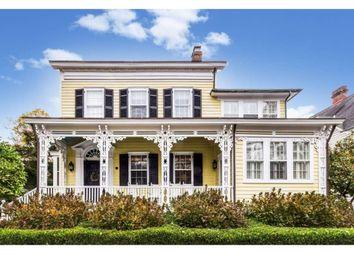 Thumbnail 6 bed property for sale in 19 Linden Lane, Princeton, Nj, 08540