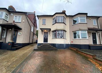 Thumbnail 4 bed semi-detached house for sale in Grange Hill, Edgware