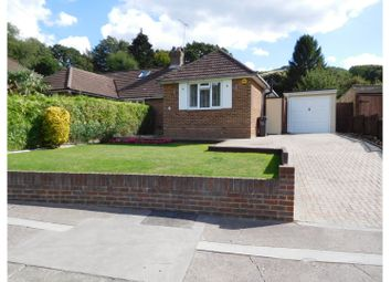 Thumbnail 2 bed semi-detached bungalow for sale in Croham Valley Road, South Croydon