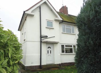 Thumbnail 3 bed semi-detached house for sale in Barlow Road, Wednesbury, West Midlands