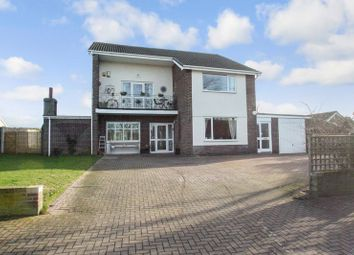 Thumbnail 5 bed detached house for sale in Thorpe Lane, Thorpe Audlin, Pontefract