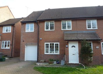 Thumbnail 5 bed semi-detached house for sale in Couzens Close, Chipping Sodbury, Bristol