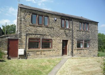 Thumbnail 3 bed cottage to rent in Flathouse, Linthwaite, Huddersfield
