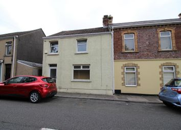 Thumbnail 3 bed semi-detached house for sale in Bridgend Road, Aberkenfig, Bridgend
