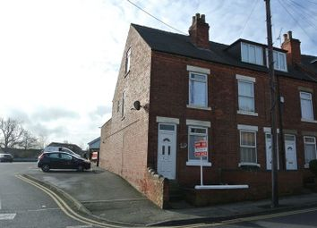 Thumbnail 3 bed end terrace house for sale in Boggs Cottages, Lindhurst Lane, Mansfield