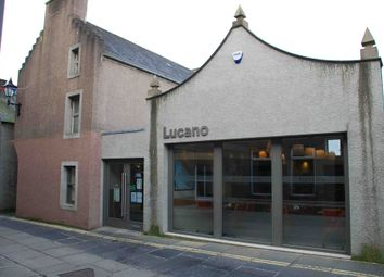 Thumbnail Restaurant/cafe for sale in Lucano Italian Restaurant, Orkney