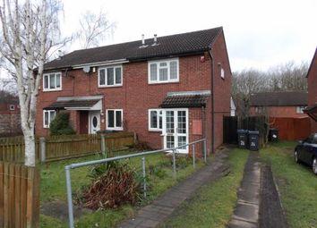 Thumbnail 2 bed end terrace house for sale in Devonshire Avenue, Hockley, Birmingham, West Midlands