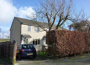 Thumbnail 2 bed end terrace house to rent in Kettlewell Close, Kendal, Cumbria