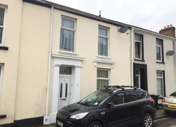 Thumbnail 3 bed terraced house for sale in Union Street, Thomastown, Merthyr Tydfil