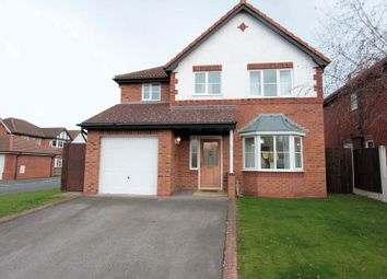Thumbnail 4 bed detached house for sale in Lon Hafren, Rhyl