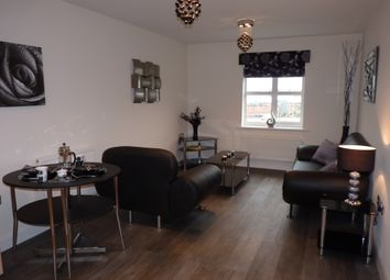 Thumbnail 2 bed flat for sale in Junction House Dale Way, Crewe