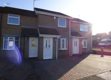 Thumbnail 2 bed terraced house to rent in Hazelmere Crescent, Cramlington