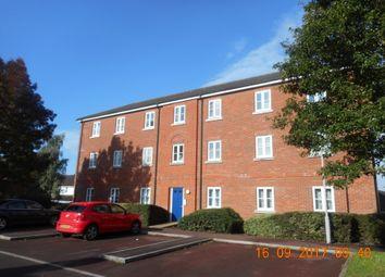 Thumbnail 2 bedroom flat to rent in Field Close, Sturminster Newton