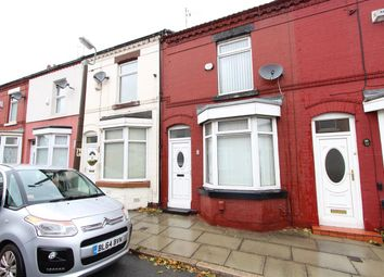 Thumbnail 2 bedroom terraced house for sale in Enfield Road, Old Swan, Liverpool