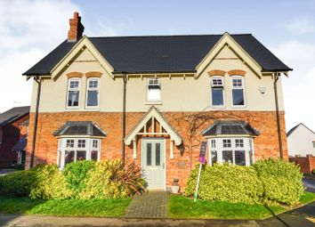 Thumbnail 4 bed detached house for sale in Murrayfield Avenue, Greylees, Sleaford