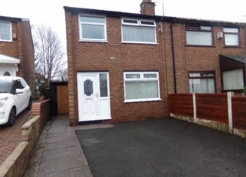 Thumbnail 3 bed semi-detached house to rent in Elm Tree Drive, Dukinfield