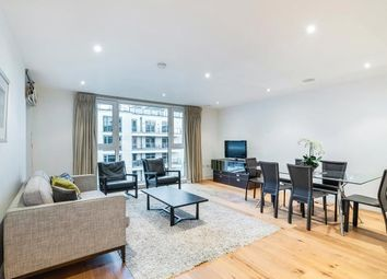 Thumbnail 2 bed flat for sale in Dolphin House, Lensbury Avenue