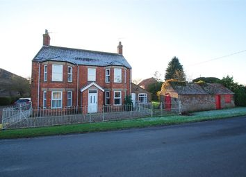 Thumbnail 4 bedroom detached house for sale in Lock House, Hagnaby Lock, Stickney, Boston