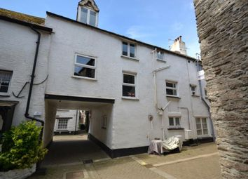 Thumbnail 3 bed flat for sale in Lower Chapel Street, Looe, Cornwall