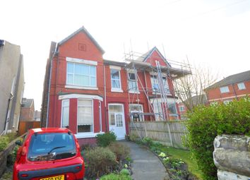Thumbnail 3 bedroom flat to rent in Serpentine Road, Wallasey