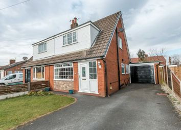 Thumbnail 3 bed semi-detached house for sale in Hawkswood, Eccleston