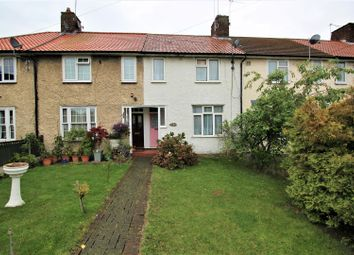 Thumbnail 2 bed terraced house for sale in Blundell Road, Burnt Oak, Edgware