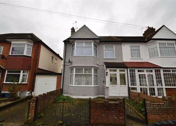 Thumbnail 3 bedroom terraced house to rent in Haslemere Road, Ilford, Essex