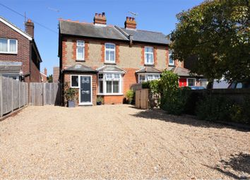 Thumbnail 3 bed semi-detached house for sale in Southleigh Road, Emsworth